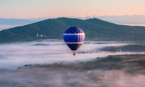 Denver Hot Air Ballooning: $143 for a Sunrise Hot Air Balloon Ride with Champagne from Denver Hot Air Ballooning ($289.99 Value)