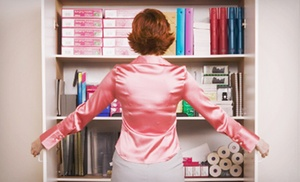 Control the Chaos SF: $48 for $95 Worth of Home Organization Services from Control the Chaos SF
