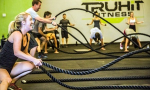 TruHit Fitness: One- or Three-Month Unlimited Gym Membership to TruHit Fitness (Up to 71% Off)