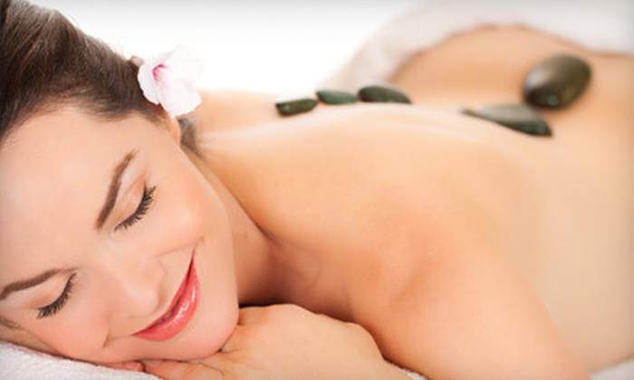 Island Therapeutic Massage - Multiple Locations: Swedish, Deep-Tissue, Prenatal, or Hot-Stone Massage with Optional Scrub at Island Therapeutic Massage (Up to 69% Off)