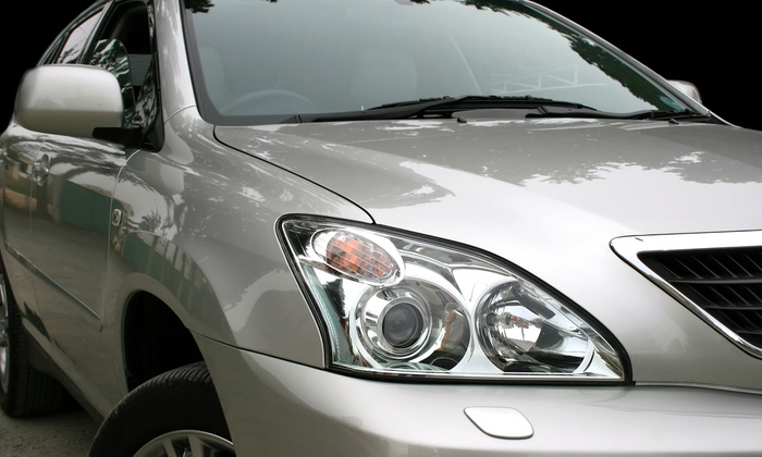 Dallas Pro Audio & Tint - Garland: $99 for 3M Headlight Restoration Cleaning with Lifetime Warranty ($200 Value) at Dallas Pro Audio & Tint