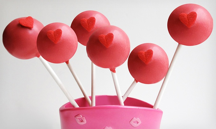 Large Cake Pops from Mr. Cake Pops: Large Cake Pops from Mr. Cake Pops (Up to 59% Off). 4 Choices Available. Shipping Included.
