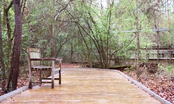 Houston Arboretum & Nature Center - Washington Ave./ Memorial Park: $35 for an Annual Family Membership to Houston Arboretum & Nature Center ($70 Value)