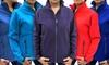 Narragansett Traders Women's Soft Shell Bonded Jacket: Narragansett Traders Women's Soft Shell Bonded Jacket