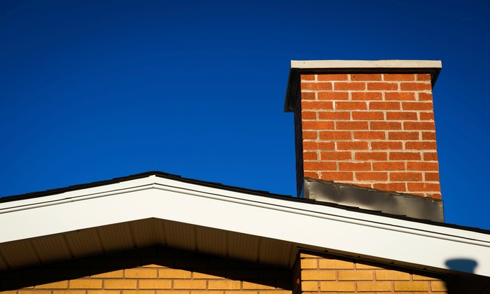 Interstate Ventilation - Baywood: Chimney Cleaning Service or Chimney Cap and Sweep from Interstate Ventilation (Up to 61% Off)
