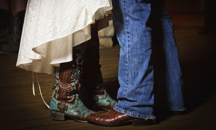 Two Dance Classes from Dakota Country Dance Club (50% Off)