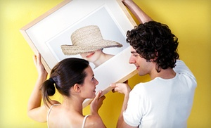 Decor Art Gallery: $39 for $100 Worth of Framing at Decor Art Gallery