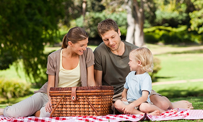 Bath City farm - Bath: Bath City Farm: Entry With Family Picnic Hamper for £7.50 (50% Off)