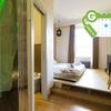 Rome : Chambre Design avec bain à remous et petit déjeuner