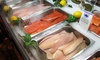 Burhop's Seafood Market - Multiple Locations: $20 for $30 Worth of Fresh Seafood at Burhop's. Two Locations Available.