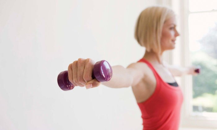 Evo Pro Fitness - Multiple Locations: $48 for $150 Worth of Personal Fitness Program — Evo Pro Fitness