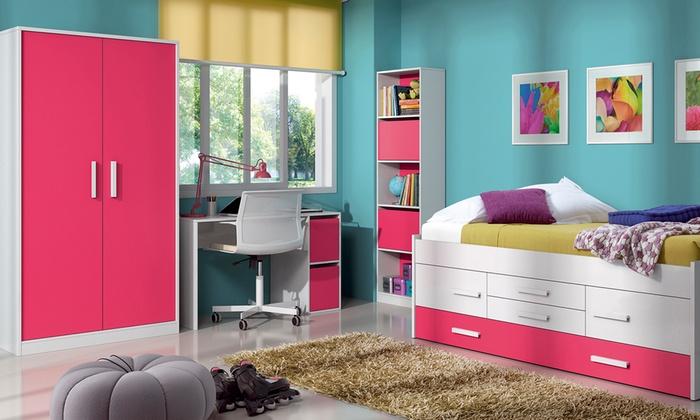 Arredamento camera per bambini groupon goods for Groupon arredamento