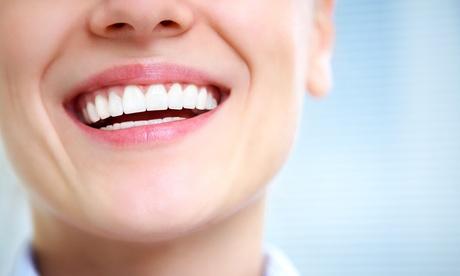 Férula dental semirrígida Michigan y limpieza bucal por 79,95 €