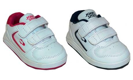 Vuelta al cole: zapatillas John Smith para niños