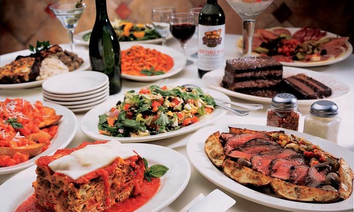 Joey Buona's Pizzeria & Restaurant - Juneau Town: $11 for $20 Worth of Italian Cuisine at Joey Buona's Pizzeria & Restaurant