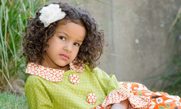 Msm Imaging - Chicago: 75-Minute Children's Photo Shoot from MSM Imaging (80% Off)