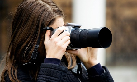 $59 for a Photo 101 Class with Photo Shoot at Freeland Photography ($450 Value)