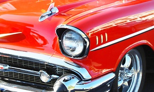 Bethpage Car Wash: One or Two Groupons, Each Good for One VIP Car Wash with Armor All Extreme Shine Wax (Up to 51% Off)