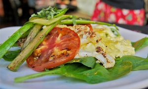 Capitol Garage: Happy-Hour Package for Eight, or $20 for $30 Worth of Modern American Cuisine at Capitol Garage