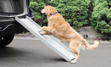 Portable Folding Car Ramp for Pets