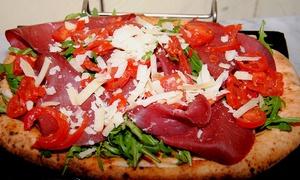 Vulkania Bari: Vulkania - Menu pizza con fritto ignorante e dolce per 2 persone (sconto 53%)
