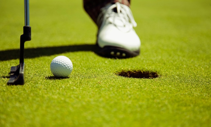 Pico Rivera Golf Course - El Rancho: Round of Golf with Tacos and Range Balls for Two or Four, or Lesson Package at Pico Rivera Golf Course (75% Off)