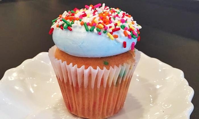 Jojo's Cupcakes and more - Jojo's Cupcakes and more: Half Dozen Cupcakes or $12 for $20 Worth of Treats at Jojo's Cupcakes and More
