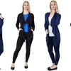 Agiatio Women's 3-Piece Regular and Plus-Sized Complete Outfits
