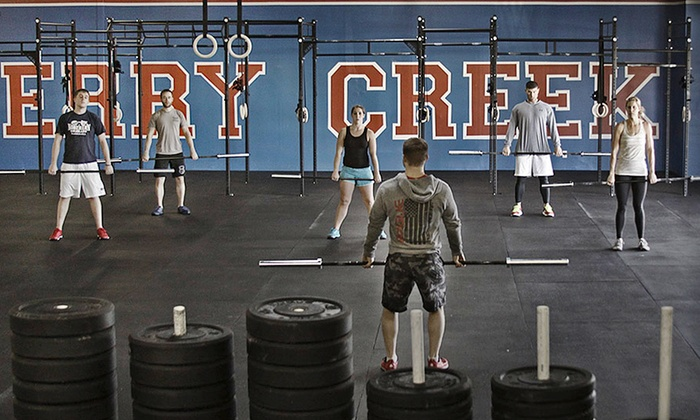 CrossFit Cherry Creek - Southeast Denver: $89 for One Month of CrossFit Classes plus Four Intro Classes at CrossFit Cherry Creek ($200 Value)