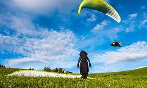 onair: 3- bis 4-tägiger Paragliding-Kurs inklusive Leihausrüstung in Wiesbaden oder Lechtal bei onair (50% sparen*)