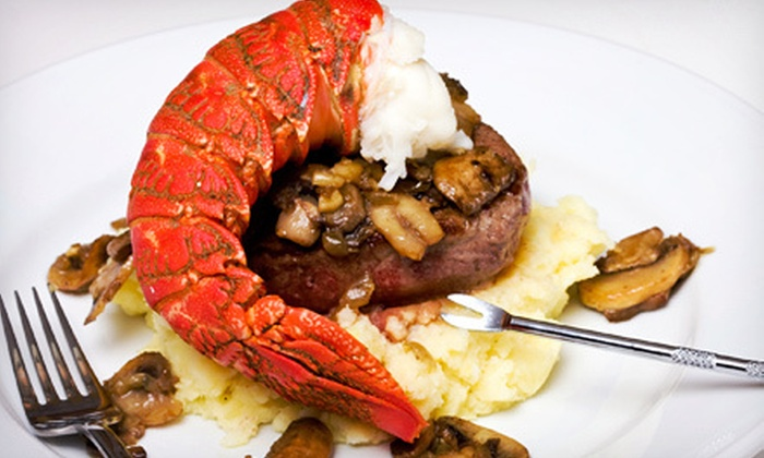 Surf & Turf Market - Harbor Bluffs: $20 for $40 Worth of Gourmet Groceries at Surf & Turf Market