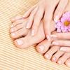 33% Off Manicure and Pedicure
