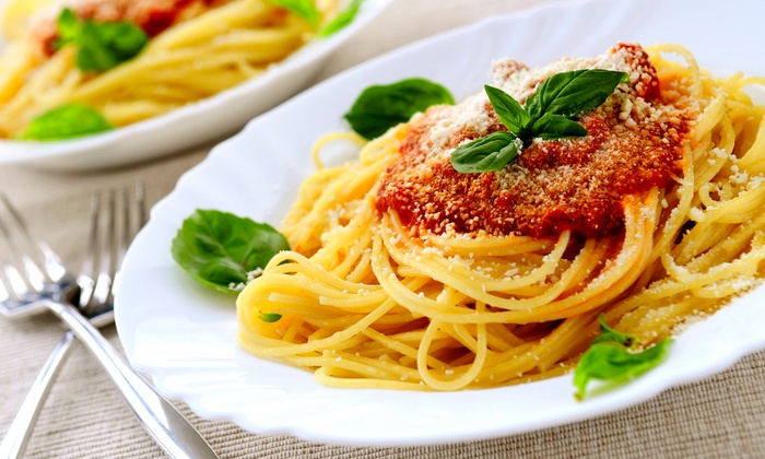 The Bent Noodle - Aurora: $18 for $30 of Italian Cuisine at The Bent Noodle