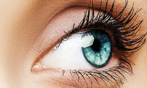Skin and Tonic: Full Set of Semi-Permanent 3D Eyelash Extensions at Skin and Tonic (63% Off)