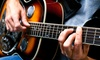 American Guitar Academy - Multiple Locations: $49 for Four Private Guitar Lessons with Free Lesson e-Book at American Guitar Academy ($129.95 Value)