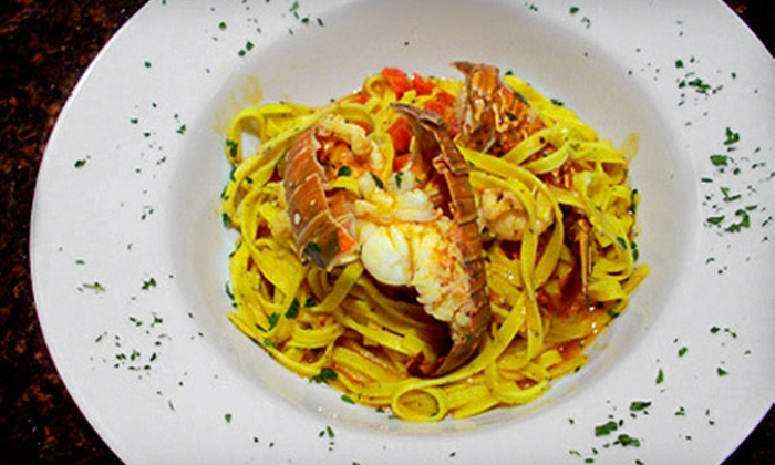 Rosa's Place Ristorante and Banquets - Rosa's Place Ristorante and Banquets: Two- or Three-Course Meal for Two at Rosa's Place Ristorante and Banquets (Up to 65% Off)