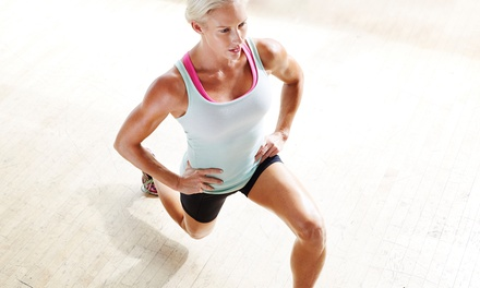 $29 for an 8-Week  Speed Slimming Boot Camp & 2 Personal Training Sessions at Private Workout ($198 Value)