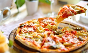 Prattville Metro Pizza: Pizza, Wings, and Appetizers for Dine-In or Takeout at Prattville Metro Pizza (35% Off). Two Options Available.