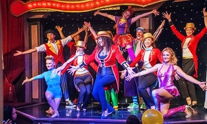 Cirque Magique: Cirque Magique Dinner-Show General Admission for One Adult or Child (Up to 59% Off). Two Options Available.