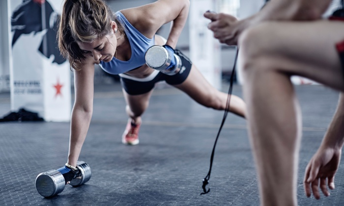 110 Fitness - Fairport: Four Personal Training Sessions at 110 Fitness (50% Off)
