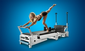 WundaBar Pilates: 5 or 10 WundaFormer Pilates Classes at WundaBar Pilates Studio (Up to 68% Off). Six Locations Available.
