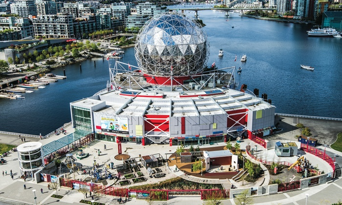 Science World - Vancouver, BC | Groupon