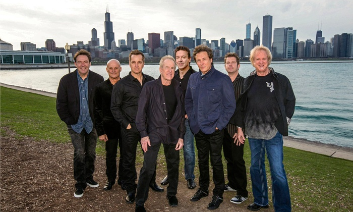 Chicago - Portsmouth Pavilion: Chicago at nTelos Wireless Pavilion on Friday, September 26, at 8 p.m. (Up to 49% Off)