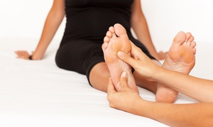 Premier Health Massage: One 30- or 60-Minute or Two Reflexology Sessions at Premier Health Massage (Up to 58% Off)