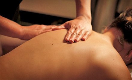 $35 for a 30-Minute Massage with Aromatherapy, Ionic Footbath, and a Stress Evaluation ($180 Value)