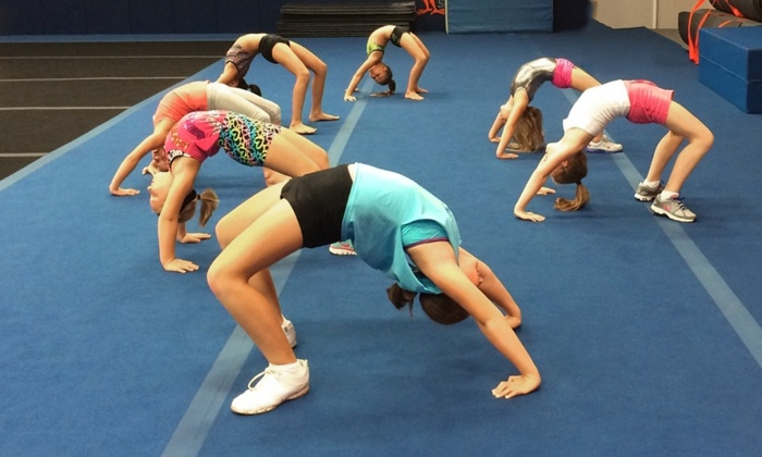 Fire and Ice Allstars- Pittsburgh - Brookline: One, Two, or Three Months of Cheerleading Classes at Fire and Ice Allstars (Up to 58% Off).