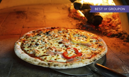 $12 for $20 Worth of Wood-Fired Pizza and Italian Fare at The Wedge Pizzeria