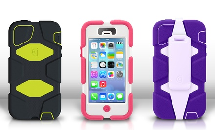 Griffin Survivor Case for iPhone 5 and 5S