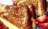 Capital View Café & Catering - Saint Paul: Mexican and American Food for Breakfast or Lunch at Capital View Café & Catering (50% Off)