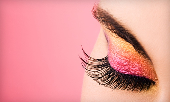 The Lash Studio - East Village: Subtle and Beautiful, Mascara Look, or Diva Eyelash Extensions at The Lash Studio (Up to 83% Off)